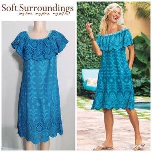 Soft Surroundings Senorita dress. NWOT